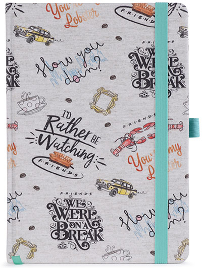 Agenda - Friends Marl, A5