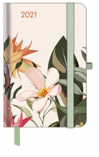 Agenda - GreenLine Diary Floral 2021
