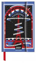 Agenda - James Brown in Paris 2021 Magneto Diary