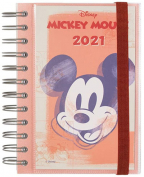 Agenda 2021 - Day To Page, Mickey Mouse