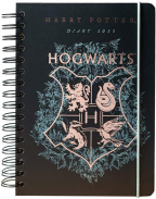 Agenda 2021 - Week To View, Harry Potter, A5