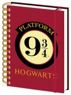 Agenda A5 - Wiro Hogwarts 9 3/4