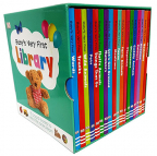 BABY'S VERY FIRST LIBRARY COLLECTION - 18 BOOKS BOX SET