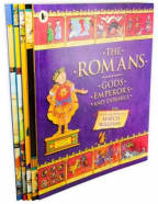 COMIC STRIP CLASSICS OF THE ANCIENT WORLD CHILDREN COLLECTION - 5 BOOKS