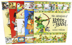 COMIC STRIP CLASSICS OF THE GOOD OLD DAYS CHILDREN SET - 5 BOOKS