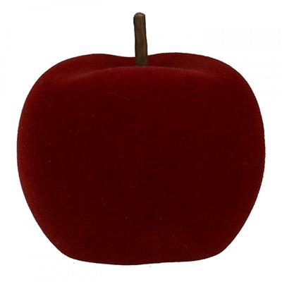 Figura - Apple Velvet, wine red