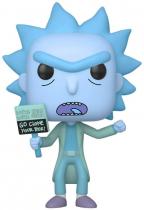 Figura - Rick & Morty, Hologram Rick Clone