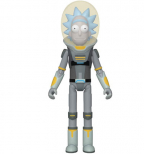 Figura - Rick & Morty, Rick Space Suit Rick