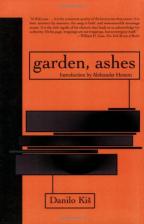 GARDEN, ASHES