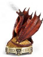 Skulptura - gorionik Hobbit, Smaug