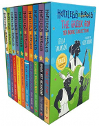 HOPELESS HEROES: THE GREEK GOD COLLECTION - 10 BOOKS BOX SET
