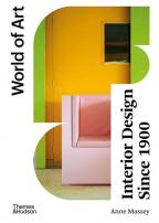 Interior Design Since 1900: World Of Art (Fourth Edition)