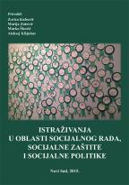 Istraživanja u oblasti socijalnog rada, socijalne zaštite i socijalne politike