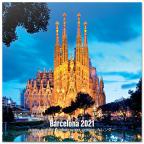 Kalendar 2021 - Barcelona