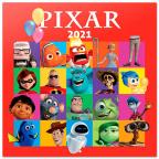 Kalendar 2021 - Pixar Movies