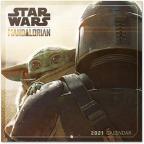 Kalendar 2021 - The Mandalorian