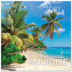 Kalendar 2021 - Tropical Paradise