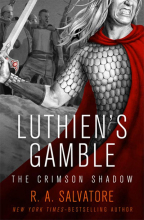 Luthien's Gamble (The Crimson Shadow, Book 2)