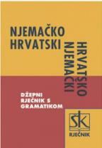 Njemačko hrvatski i hrvatsko njemački džepni rječnik s gramatikom