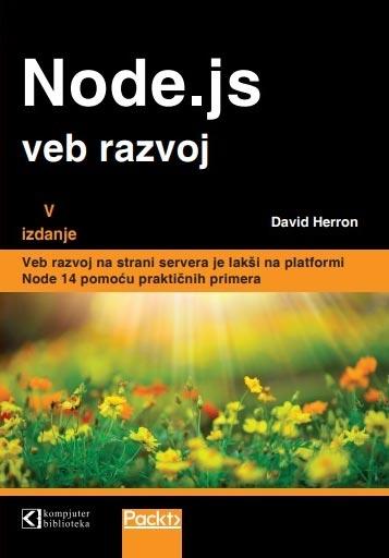 Node.js veb razvoj - prevod 5. izdanja