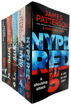 NYPD RED COLLECTION - 5 BOOKS SET
