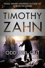 ODD GIRL OUT (QUADRAIL, BOOK 3)