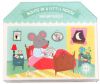 Puzla - Mouse In A House 100pcs