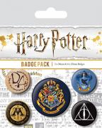 Set bedževa - Harry Potter, Hogwarts
