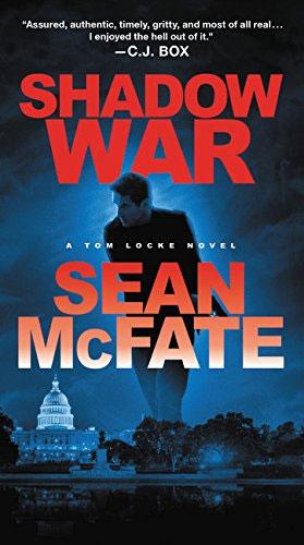 Shadow War: A Tom Locke Novel (Tom Locke Series, Book 1)