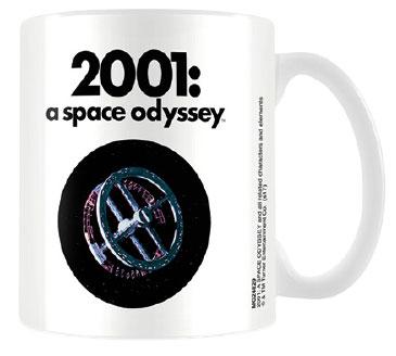 Šolja - 2001 A Space Odyssey, Ships