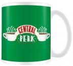 Šolja - Friends, Central Perk, green