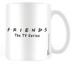 Šolja - Friends, Logo White
