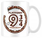 Šolja - Harry Potter, Chibi, Platform 9 3/4