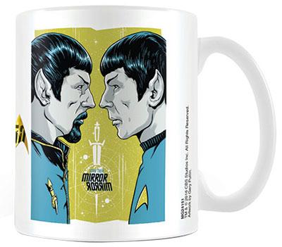 Šolja - Star Trek, Mirror Mirror