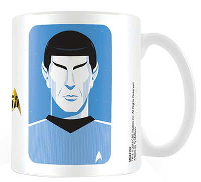 Šolja - Star Trek, Pop Spock 50th Anniversary