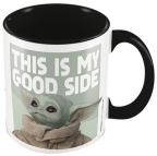 Šolja - Star Wars, The Mandalorian, This is my good side