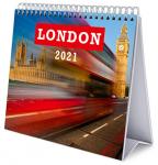 Stoni kalendar Deluxe 2021 - London