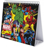 Stoni kalendar Deluxe 2021 - Marvel Comics