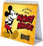 Stoni kalendar Deluxe 2021 - Mickey Mouse