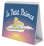 Stoni kalendar Deluxe 2021 - The Little Prince