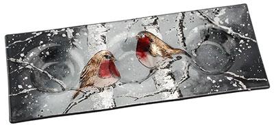 Svećnjak - Winter Robin