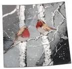 Tanjir - Winter Robin, S, Square