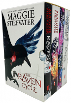 The Raven Cycle Series Collection - 4 Books Box Set