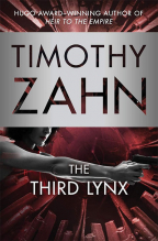 THE THIRD LYNX (QUADRAIL, BOOK 2)