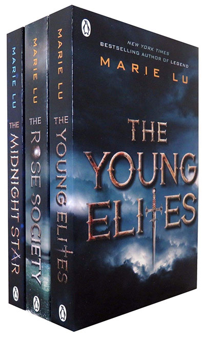 The Young Elites (3 Books Set)