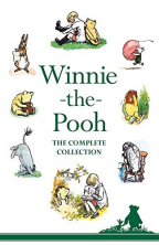 WINNIE-THE-POOH COMPLETE COLLECTION - 6 BOOKS SLIPCASE