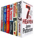 WOMENS MURDER CLUB COLLECTION - 6 BOOKS SET (BOOKS 7-12)