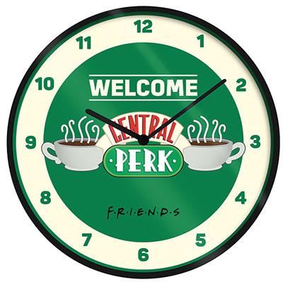 Zidni sat - Friends, Central Perk