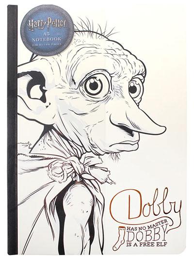 Agenda - Harry Potter, Dobby, A5