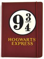 Agenda - Harry Potter, Hogwarts Platform 9 3/4, A5